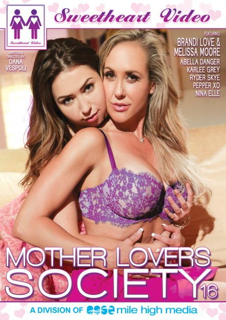 Mother Lovers Society #16 Dvd Cover