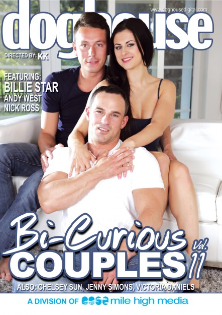 Bi Curious Couples #11 Dvd Cover