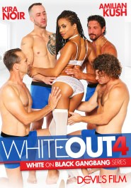White Out #04 DVD Cover