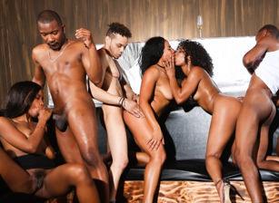 black kings and queens swinger bts