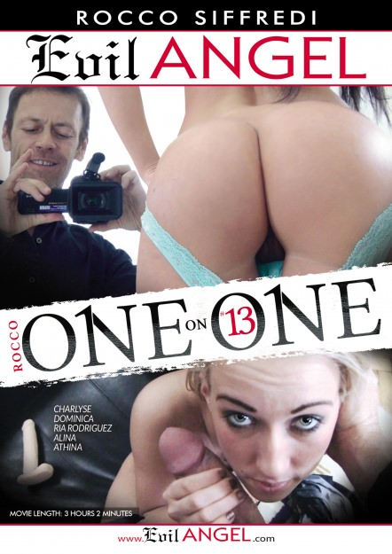 Rocco One On One #13 Dvd Cover