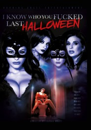 I Know Who You Fucked Last Halloween Dvd Cover
