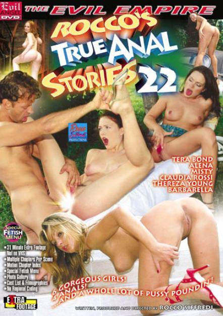 True Anal Stories DVD Get it Now at CD Universe