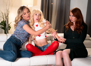 My New Mommy And Old Mommy, Scene #01