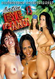 Latin Eye Candy #13 DVD Cover