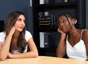dominate young women job Lesbian rim