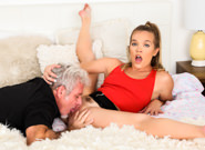 Horny Old Men #05 - Katie Kush & Jon Crew