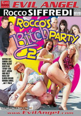Bitch Party #02 Teen Bitches Dvd Cover