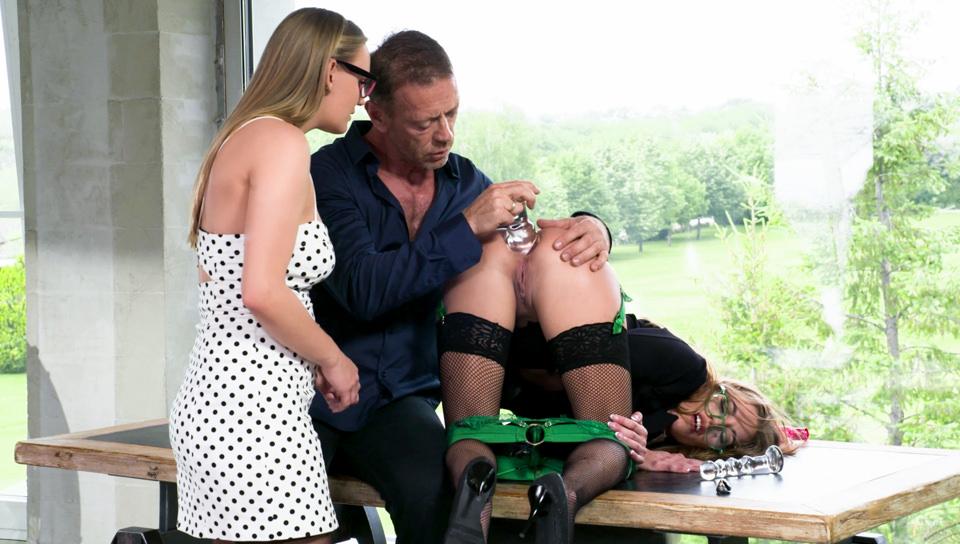 Rocco's Perverted Secretaries #3 - Scene 3