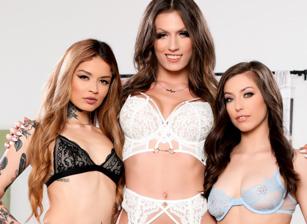 Menage A Trans #07 - Jade Venus, Spencer Bradley & Vanessa Vega