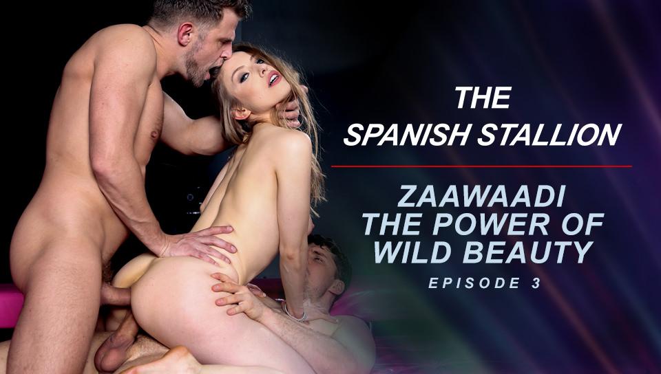 The Spanish Stallion: Zaawaadi The Power Of Wild Beauty  - Episode 3