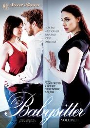 The Babysitter #11 DVD Cover