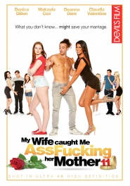 My Wife Caught Me Assfucking Her Mother #11 Dvd Cover