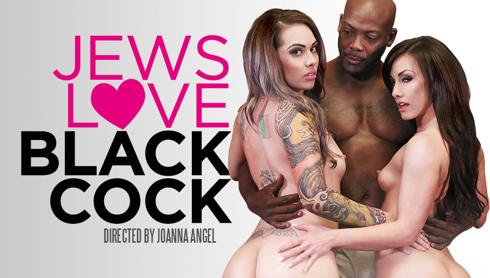 Jews Love Black Cock - Part 2