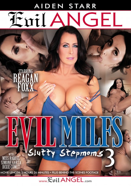 Evil MILFs #03: Slutty Stepmoms Dvd Cover