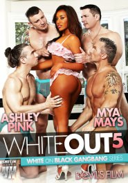 White Out #05 DVD Cover