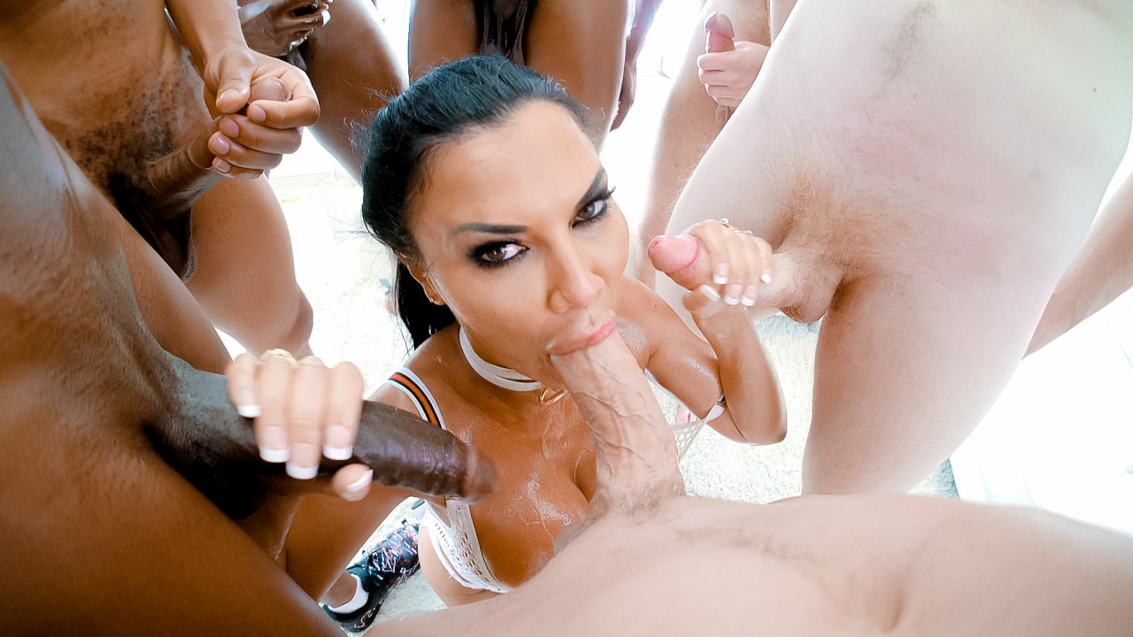 Jasmine Jae No Holes Barred - Scene 1