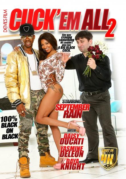 Cuck 'Em All #02 Dvd Cover