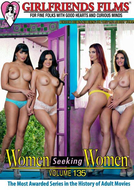 Women Seeking Women #135 DVD Cover