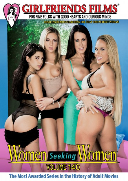 Women Seeking Women #140 DVD Cover