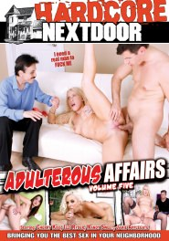 Adulterous Affairs #05 DVD Cover