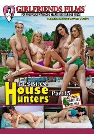 Lesbian House Hunters #15 Dvd Cover