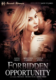Forbidden Opportunity DVD Cover