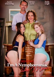 I'm A Nymphomaniac Like Mom DVD Cover