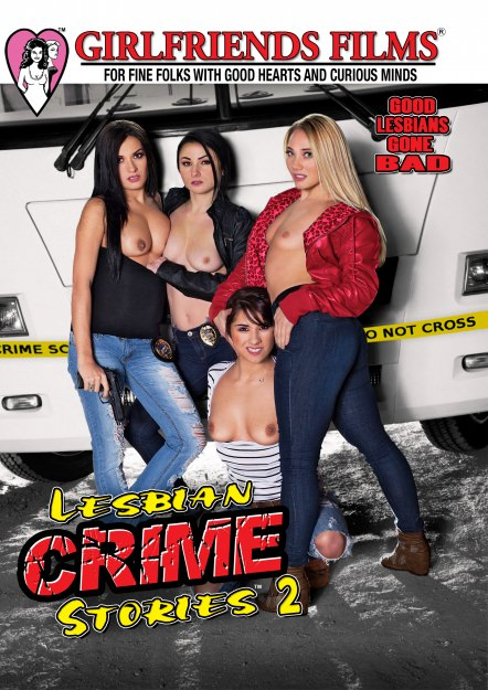 Lesbian Crime Stories #02 DVD Cover