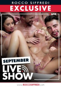 Live Shows - September Dvd Cover