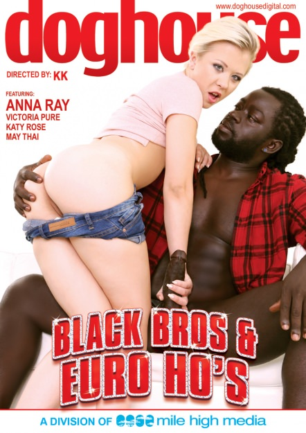 Black Bros & Euro Ho's Dvd Cover