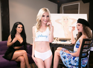 Showcases: Piper Perri - 2 Scenes in 1