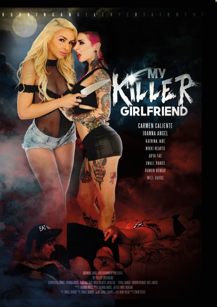 My Killer Girlfriend Dvd Cover