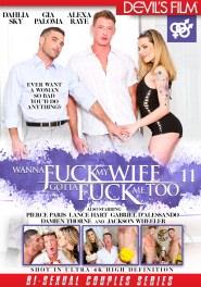 Wanna Fuck My Wife Gotta Fuck Me Too #11 Dvd Cover