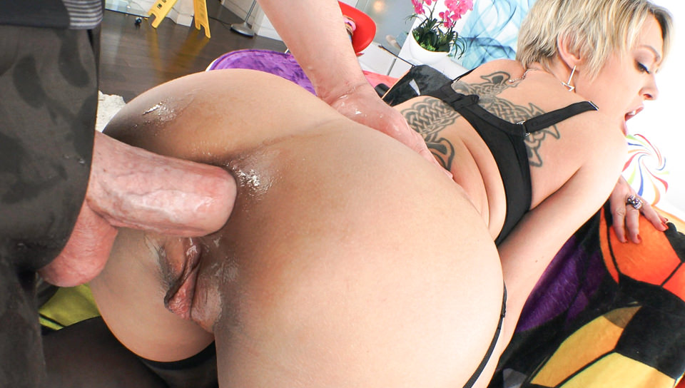 Download MikeAdriano.com MILF Dee Sodomized To Gaping Prolapse!