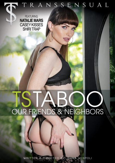 TS Taboo: Our Friends & Neighbors Dvd Cover