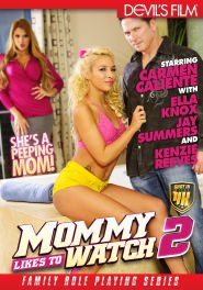 Mommy Likes To Watch #02 Dvd Cover