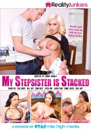 My Stepsister is Stacked DVD Cover
