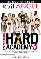 Rocco Siffredi Hard Academy #03 Dvd Cover