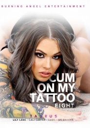 Cum On My Tattoo #08 Dvd Cover