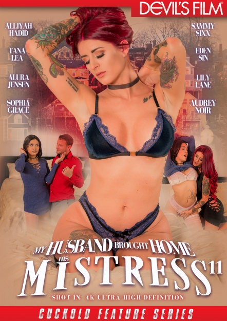 My Husband Brought Home His Mistress #11 Dvd Cover