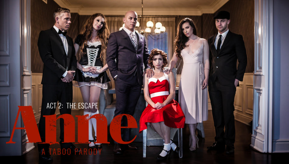 Anne – Act Two: The Escape – Casey Calvert, Eliza Jane, Elena Koshka