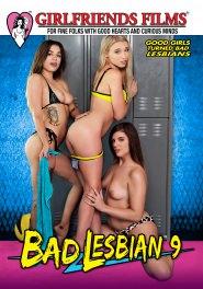 Bad Lesbian #09 Dvd Cover