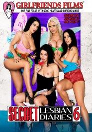 Secret Lesbian Diaries #06 Dvd Cover