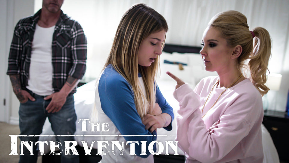 The Intervention – Aaliyah Love, Kristen Scott