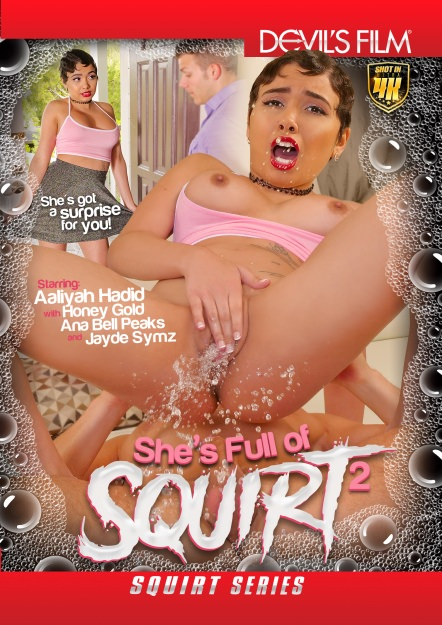 She's Full Of Squirt #2 Dvd Cover