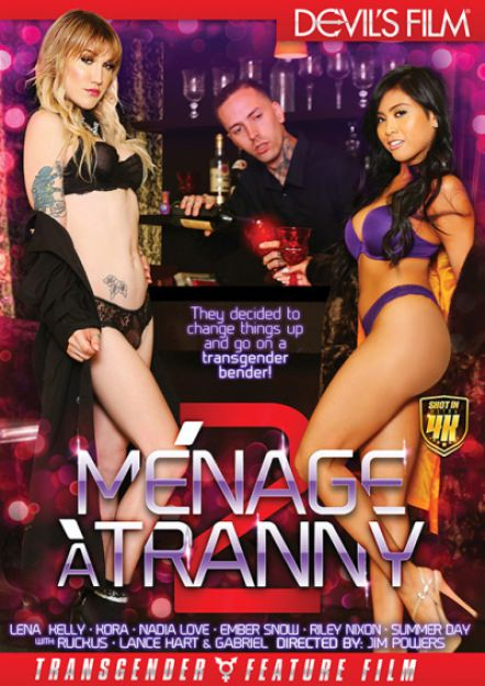 Menage A Trans #02 Dvd Cover