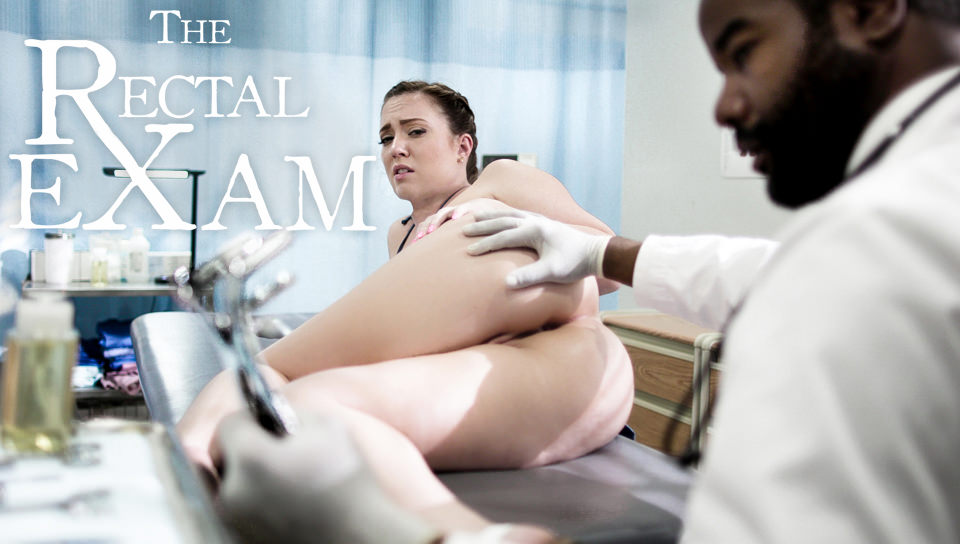 The Rectal Exam – Maddy O'Reilly