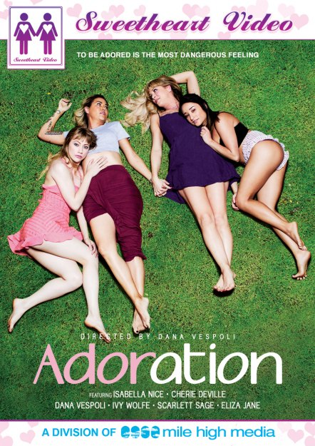 Adoration Dvd Cover