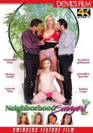 Neighborhood Swingers #21 DVD Cover